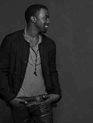 125 latest news..Kanye West for Chanel- little black jacket