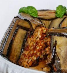 Un timballo con i fiocchi, di una vera bontà una squisitezza unica. Il timballo al forno di ziti alla siciliana è una vera prelibatezza. Ingredienti • 500 gr di melanzane • 500 gr di ragù •10 polpettine • 3 uova sode •300 gr di provola •1kg di melanzane • Olio di semi di girasole •Parmiggiano …