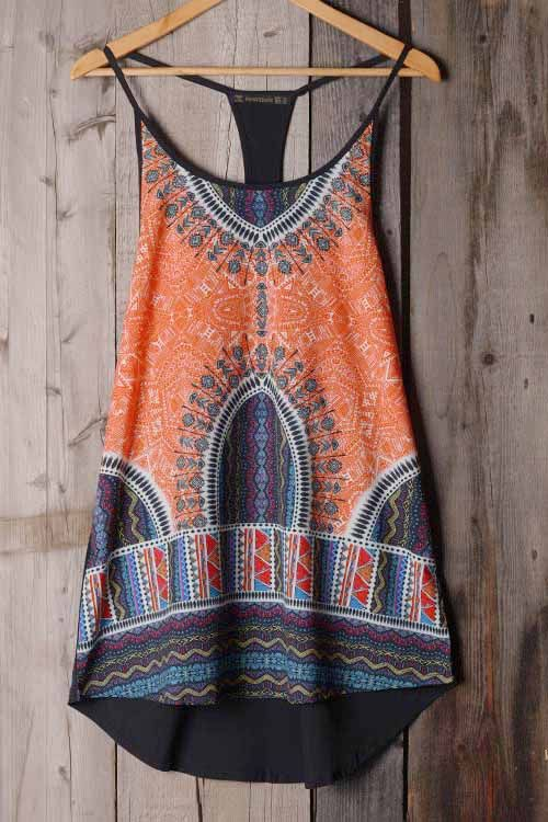 You're comin' in bohemian. It's going to look so good on you as you are walking on street. Slip casual long top draw attention from crowd. Wait what?