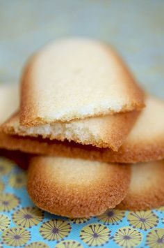 Langues de chat - must find a gluten free version. These are a favorite from my childhood that my Mom used to make.