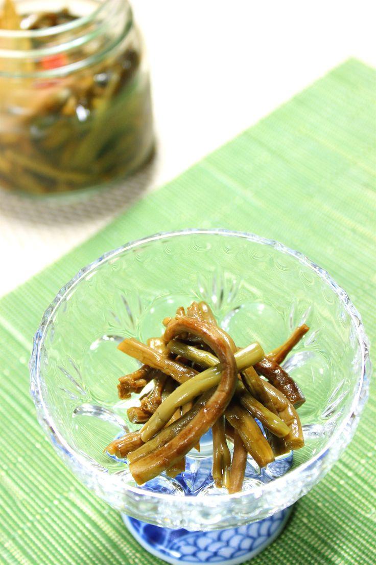 わらびのピクルス by yakko | レシピサイト「Nadia | ナディア」プロの料理を無料で検索