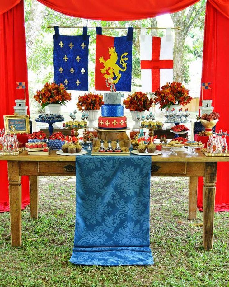 Rei Arthur | Invento Festa