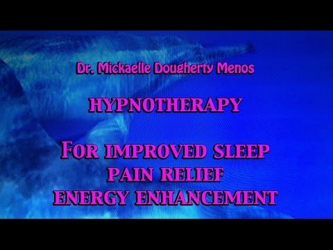 Hypnotherapy for Deep Sleep, Pain Relief & Healing Light: Listen Daily to Ease Pain, at Bedtime for Healing Sleep - CALM Space© PLAY=>