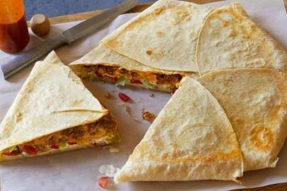 Giant Crunchy Taco Wrap Recipe | Food Network Kitchen | Food Network