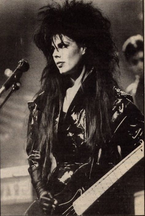 Patricia Morrison Quot The Muse Quot From Sisters Of Mercy
