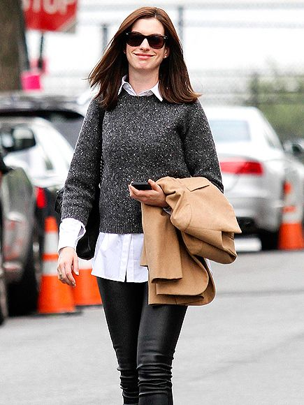 Star Tracks: Tuesday, August 12, 2014 | Anne hathaway ...