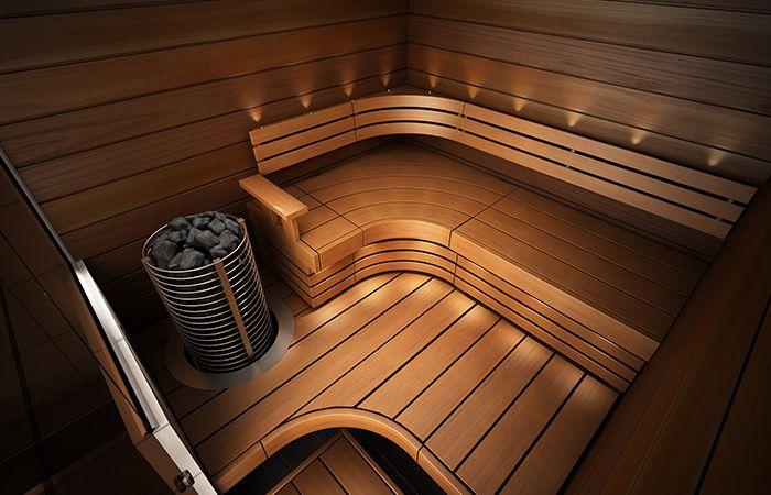Wave-mallisto | Sun Sauna Kotikylpylä