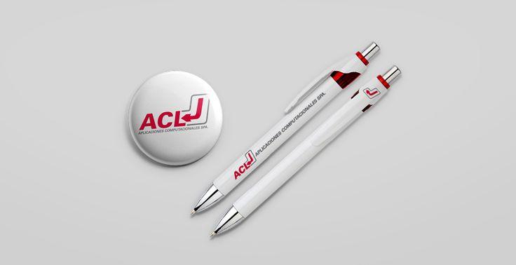 ACL | Piezas Gráficas | Aplicaciones Corporatvias