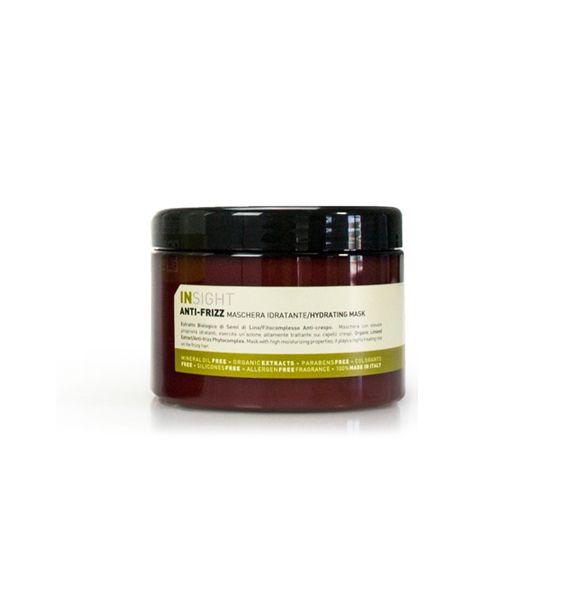 INSIGHT ANTI-FRIZZ MASK 500ml http://hairbeautycorner.gr/κατάστημα/insight-anti-frizz-mask-500ml/