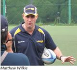 """""""Matthew Wilkes: ARU Coaching Pathway Services Manager"""" - The high performance coaching course consists of pre and post season live-in camps, features both rugby union specific and broad learning modules, and rigorous assessment. This article features insights from the ARU Coaching Pathway Services Manager, Matthew Wilkie. http://bit.ly/1mE8wRX"""