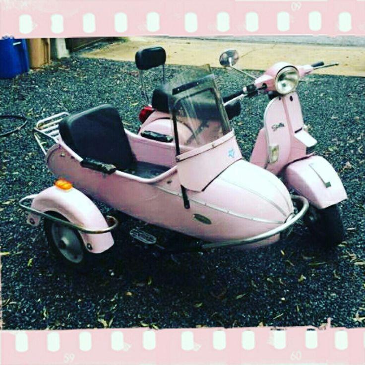 Pink Vespa Cuteness °♡•°☆