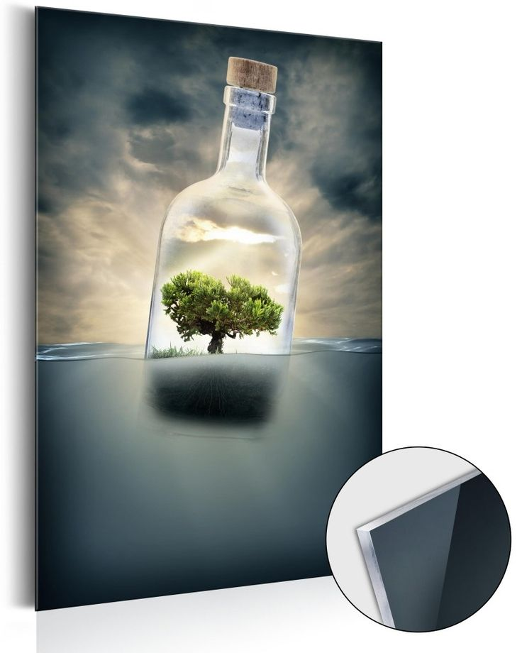 Acrylic prints: home accessories for bathrooms. Waterproof, light, vibrant and purely awesome!