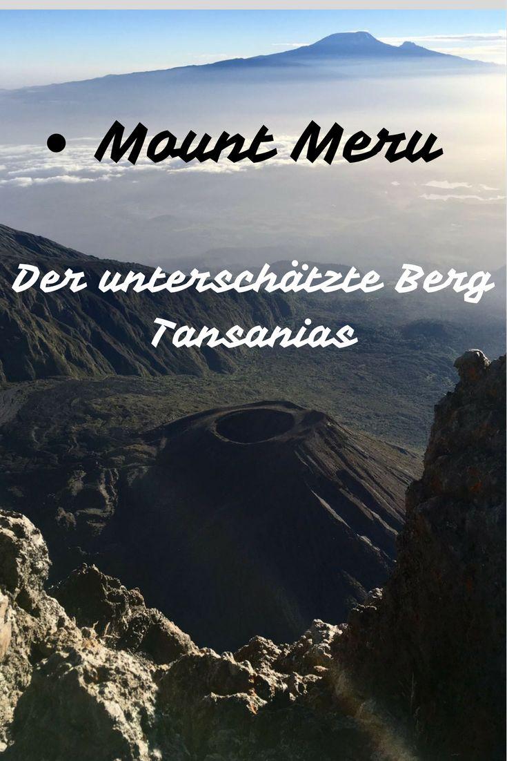 Ein Trekking am Mount Meru hat es in sich. Er ist anspruchsvoller und abwechslungsreicher als sein großer Bruder. Eine Walking Safari ...
