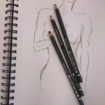 great day for croquis drawing at studio U90