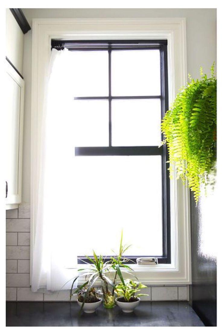 69 Best Black Window Frames And Doors Images On Pinterest