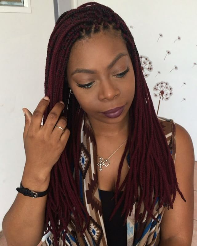 Yarn Braids. #neatwork #hairbymssscole #yarntwist #yarnbraids #naturalgirls #vixencrochetbraids #crochetbraids #highlights #sewin #vixensewin #bridalhairstylist #protectivestyles #miamihairstylist #extensions #braids #naturalistas #specials #colorist #weddings #travelingstylist #miamifauxlocs #fauxlocs #haircare #dopestylist  #flawlesslyflat #hairweavekiller #dopehairstylist  #celebrityhairstylist #marleytwist #braids