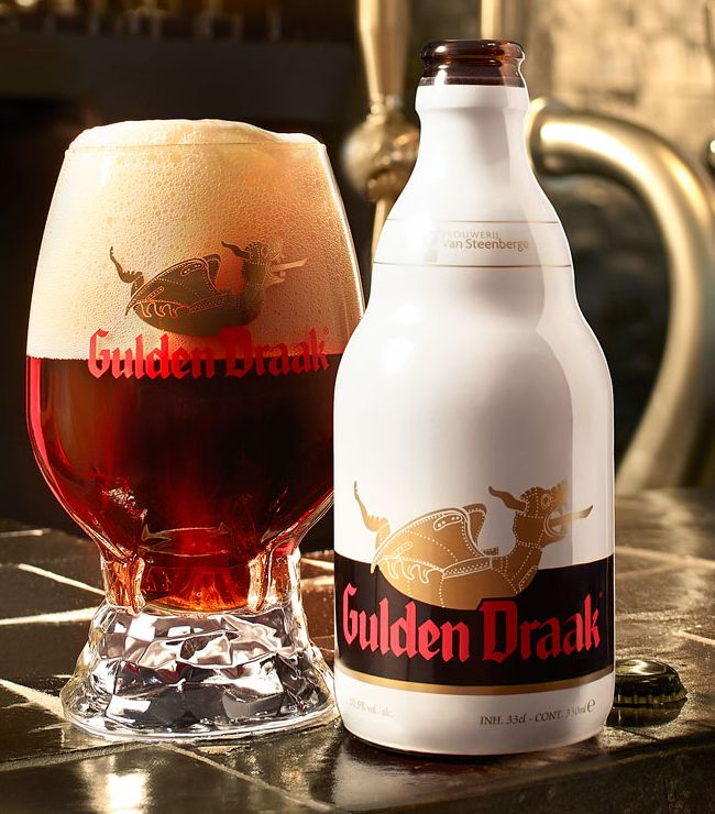 Gulden Draak (Belgium) - Belgian Strong Dark Ale