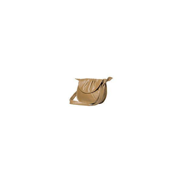 Street Style Bag ($47) ❤ liked on Polyvore featuring bags, handbags, purses, brown hand bags, tan handbags, tan purse, man bag and vintage handbags purses