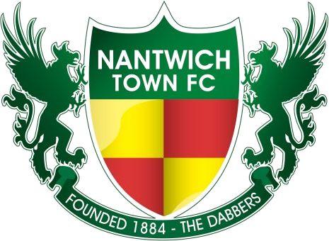 1884, Nantwich Town F.C. (Nantwich, Cheshire, England) #NantwichTownFC #UnitedKingdom (L16328)
