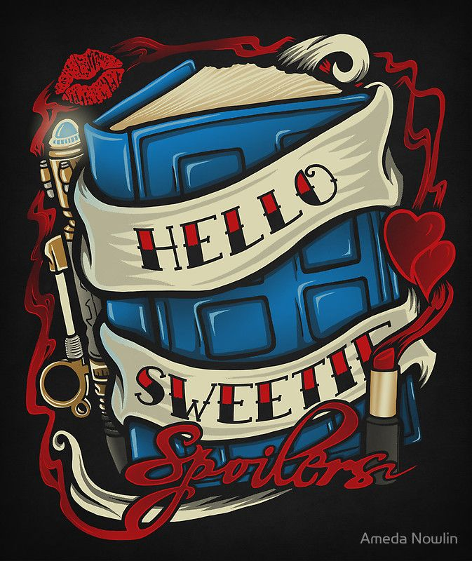 """Hello Sweetie"" Posters by Ameda Nowlin 