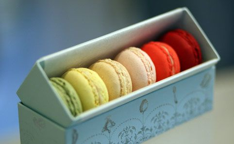 Macaron shops in Melbourne