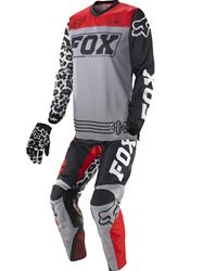 Fox Racing Womens HC Jersey Pant Gloves Package