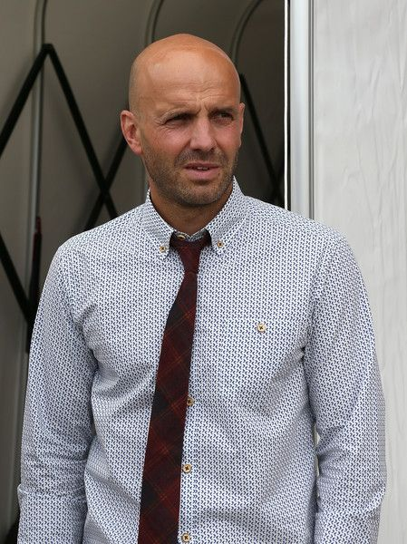 Paul Tisdale Photos Photos - Exter City manager Paul Tisdale looks on prior to the Sky Bet League Two match between Northampton Town and Exeter City at Sixfields Stadium on August 15, 2015 in Northampton, England. - Northampton Town v Exeter City - Sky Bet League Two