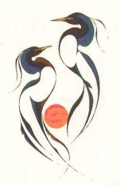 Paper crane tattoo, Crane tattoo and Paper cranes on Pinterest