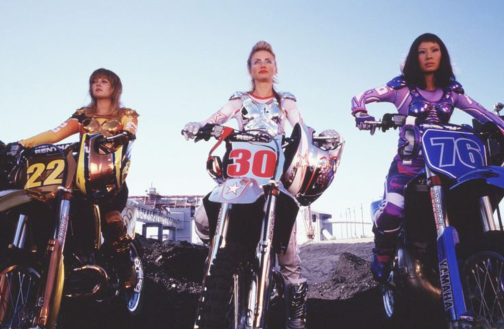 Are All Runway Trends Made for the Street? Taking Motocross Gear on a Test-Drive