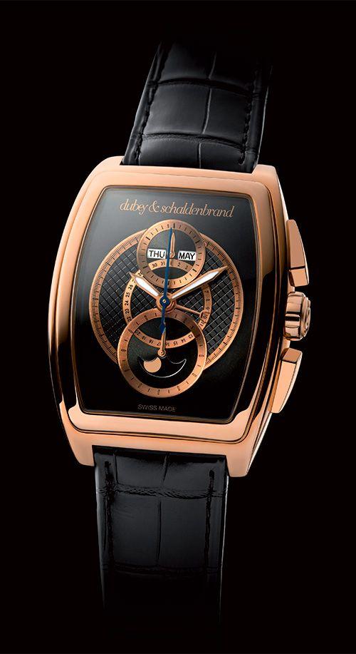 Dubey & Schaldenbrand the Grand Dôme DT Rose Gold