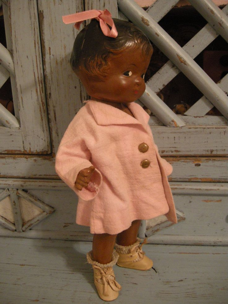 Vintage Arranbee Composition Doll Reserved for Sharon