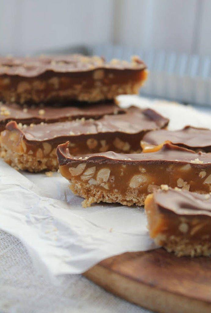 Näihin MaaBaker-blogin suklaapatukoihin voi jäädä koukkuun. Onneksi ne valmistuvat nopeasti.