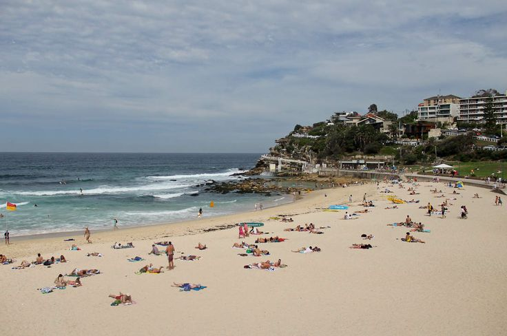 Bondi Beach, Oz land