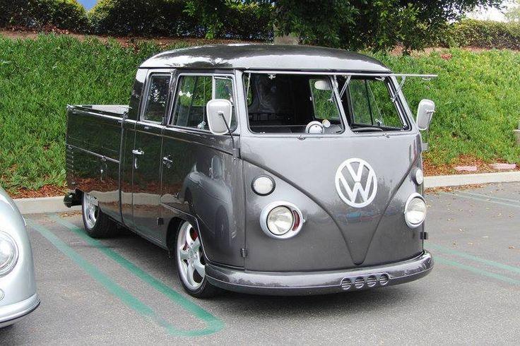 VW double cab