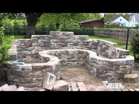 Das Hochbeet - gartenHELDEN.de Step by Step Bauanleitung - YouTube