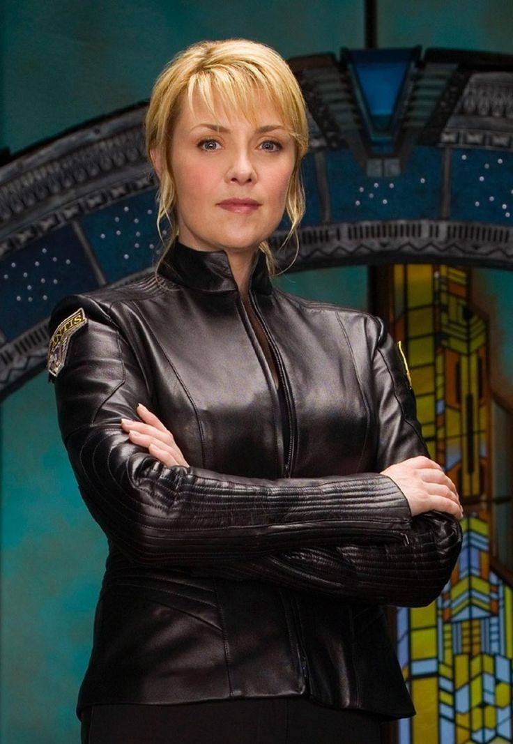 Samantha Carter - the person I want to grow up to be and why part of why I chose Aerospace :)