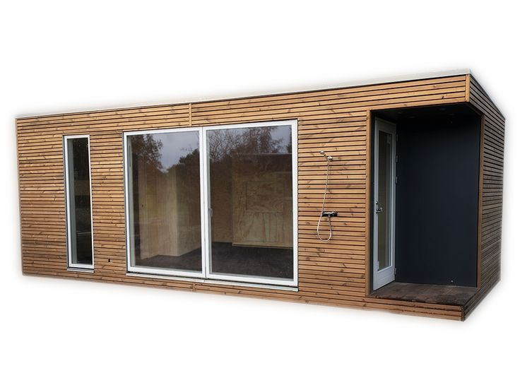 Inspiration | Annekser |Sommerhuse |Tilbygninger | Huse