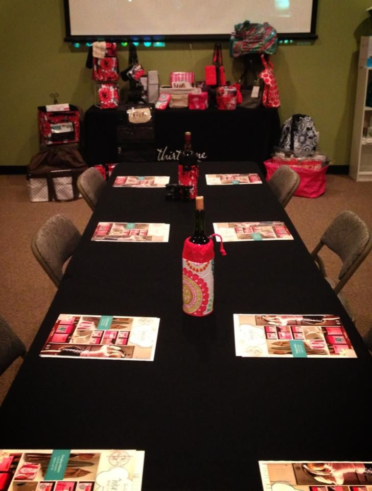I am thinking this is a great idea for my first party!!! https://www.mythirtyone.com/pennyparnell