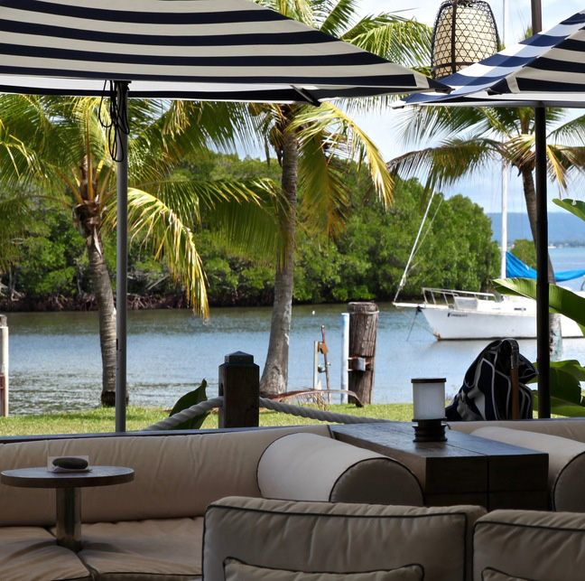 Barbados in Port Douglas is fast becoming a 'Must Do' on peoples list of things to do on holidays in Port Douglas. Spend an afternoon looking out over the beautiful water views drink in hand!