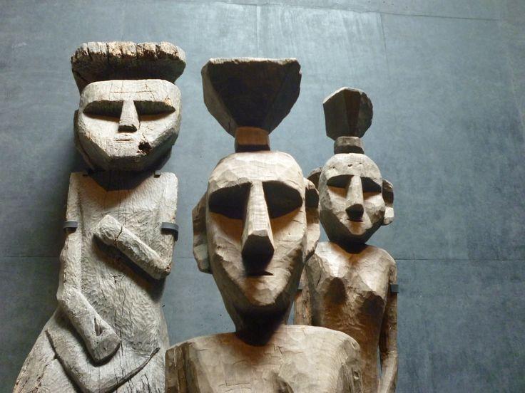 Rapanui, etnia de la Isla de Pascua.
