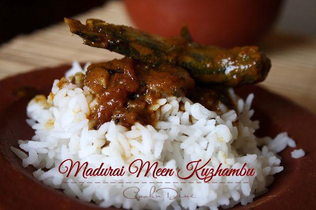 Madurai Fish Kuzhambu..