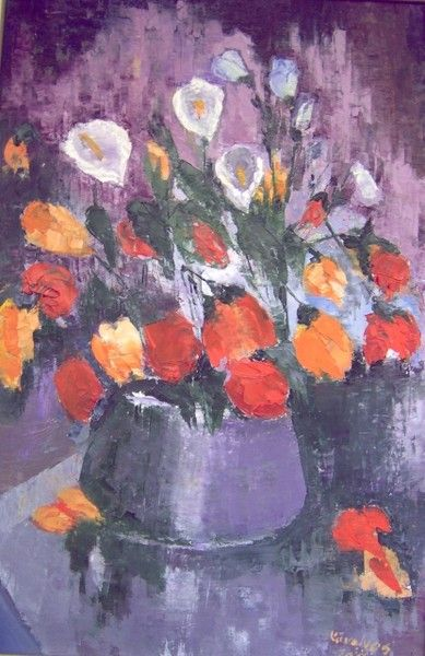 oil on canvasdin 4058 cm