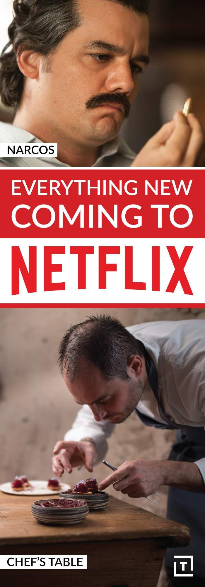 Every New Movie and TV Show Coming to Netflix in September