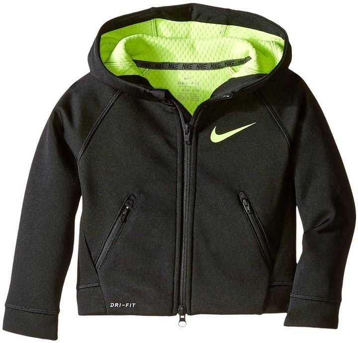 Nike Thermal Sphere Full Zip Hoodie (Toddler)