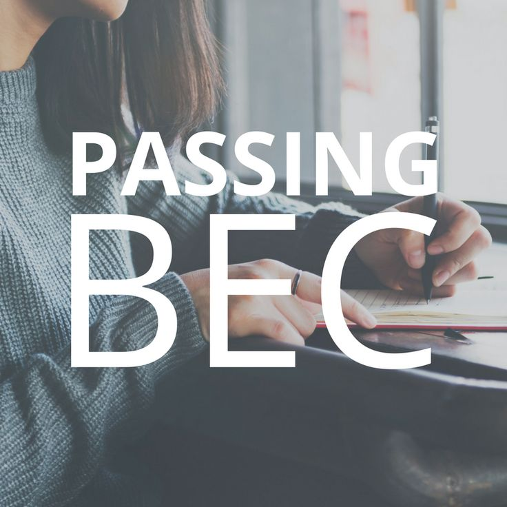 Top 11 Tips To Pass the BEC CPA Exam In 2019 [Don't RISK ...