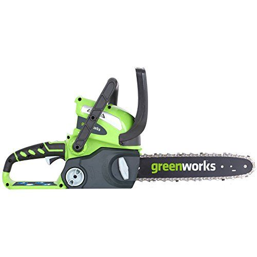 GreenWorks 2000219 40V 12 Cordless Chainsaw Includes Battery and Charger https://bestridinglawnmowerreviews.info/greenworks-2000219-40v-12-cordless-chainsaw-includes-battery-and-charger/