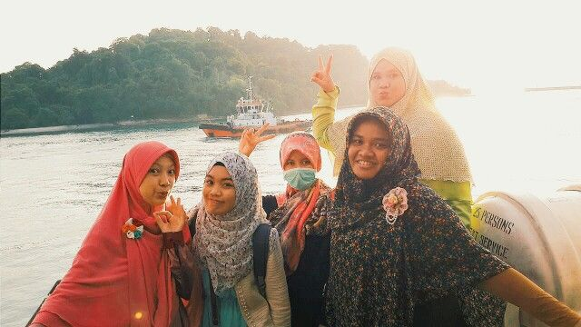 Indonesia bagus!