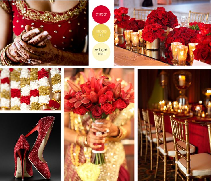 There S No Denying The Regality Of A Traditional Indian Wedding Decor Indulges In Rich Crimson Reds And Sparkling Golds Colours Are So