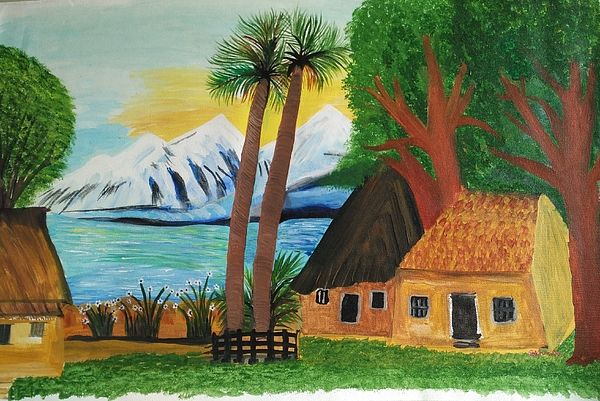 Rekha Gajera: Artist Website