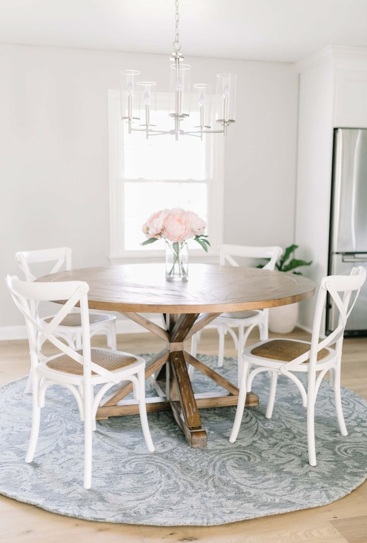 From outdated 80 s style to a bright white chef s. 1706 best Dining Rooms images on Pinterest